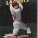 MARK McGWIRE 1999 Topps Leaders #223 Foil.  CARDS