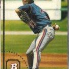 PEDRO MARTINEZ 1994 Bowman #4.  EXPOS