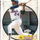 WILLIE MAYS 1992 Upper Deck Heroes #52.  METS