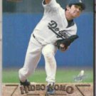 HIDEO NOMO 1998 Pacific #336.  DODGERS