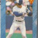 JOHN OLERUD 1991 Classic Blue Traded #T1.  JAYS
