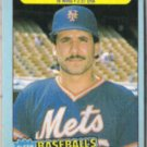 BOB OJEDA 1987 Fleer Game Winners Odd #32 of 44.  METS