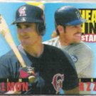 MIKE PIAZZA 1994 UD Fun Pack w/ T. Salmon #203.  DODGERS