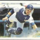 MIKE PIAZZA 1994 Fleer Sunoco Insert #20 of 25.  DODGERS
