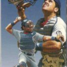 MIKE PIAZZA 1994 Ultra 2nd Year Standouts Insert #9 of 10.  DODGERS