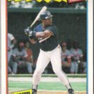 KIRBY PUCKETT 1987 Fleer Best Sluggers #31 of 44.  TWINS