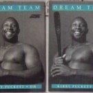 KIRBY PUCKETT (2) 1991 Score Dream Team #891.  TWINS
