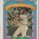 BOOG POWELL 1991 Kellogg's Corn Flakes Sportflics.  ORIOLES