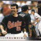 RAFAEL PALMEIRO 1997 Pinnacle Xpress #20.  ORIOLES