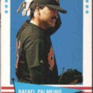 RAFAEL PALMEIRO 1999 Fleer Greats #18.  ORIOLES