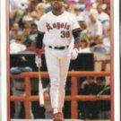 DAVE PARKER 1991 Premier #94.  ANGELS