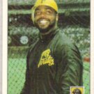 DAVE PARKER 1984 Fleer #258.  PIRATES