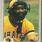 TONY PENA 1983 Fleer #316.  PIRATES