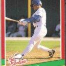 IVAN RODRIGUEZ 1991 Donruss The Rookies #33.  RANGERS