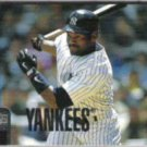 TIM RAINES 1998 Upper Deck #449.  YANKEES