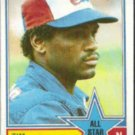 TIM RAINES 1983 Topps All Star #403.  EXPOS
