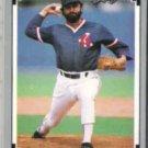 JEFF REARDON 1991 Leaf #252.  RED SOX