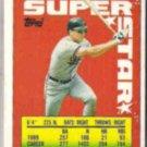 CAL RIPKEN 1990 Topps Star Stickers Mini #44.  ORIOLES