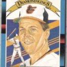 CAL RIPKEN 1988 Donruss Diamond King #26.  ORIOLES
