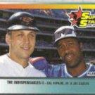 CAL RIPKEN 1992 Fleer Star Special #703.  ORIOLES