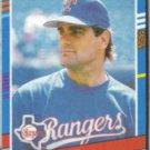 KENNY ROGERS 1991 Donruss #258.  RANGERS