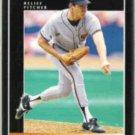 DAVE RIGHETTI 1992 Pinnacle #82.  GIANTS