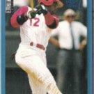 DEION SANDERS 1995 Upper Deck CC #199.  REDS