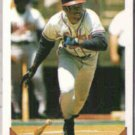 DEION SANDERS 1993 Topps #795.  BRAVES