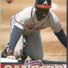 DEION SANDERS 1994 Triple Play #49.  BRAVES
