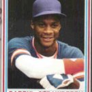 DARRYL STRAWBERRY 1990 Post Cereal Insert #10 of 30.  METS