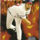 JOHN SMOLTZ 1998 Fleer Tradition Smoke/Heat #310.  BRAVES