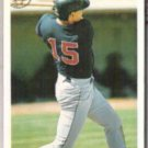 TIM SALMON 1993 Bowman #229.  ANGELS