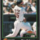 TIM SALMON 1994 Tombstone Pizza Insert #27 of 30.  ANGELS