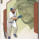 GARY SHEFFIELD 2002 Fleer Flair #26.  BRAVES