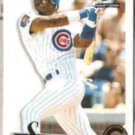 SAMMY SOSA 1995 Pinnacle Summit #44.  CUBS