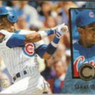 SAMMY SOSA 1995 Score Select #126.  CUBS