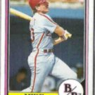 MIKE SCHMIDT 1987 Topps B&B #1 of 33.  PHILLIES
