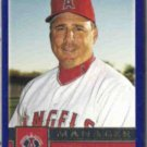 MIKE SCIOSCIA 2003 Topps #262.  ANGELS