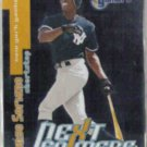 ALFONSO SORIANO 2000 Fleer Gamers #104.  YANKEES