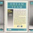 BENITO SANTIAGO (3) 1991 Score Dream Team #893.  PADRES