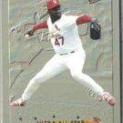LEE SMITH 1993 Fleer Ultra All Star Insert #10 of 20.  CARDS