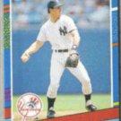 STEVE SAX 1991 Donruss #163.  YANKEES