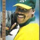 DAVE STEWART 1993 Upper Deck Heroes #39.  A's