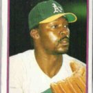 DAVE STEWART 1988 Topps All Star Glossy #33 of 60.  A's