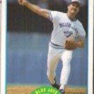 DAVE STIEB 1989 Score #197.  BLUE JAYS