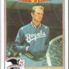 BRET SABERHAGEN 1988 Topps AS Glossy #10 of 22.  ROYALS