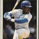 RUBEN SIERRA 1990 Fleer All Stars #34 of 44.  RANGERS