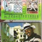 RUBEN SIERRA (2) 1992 Stadium Club #387.  RANGERS