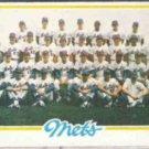 METS 1978 Topps Team Card #356.