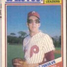 KENT TEKULVE 1988 Topps Revco Leaders #10.  PHILLIES